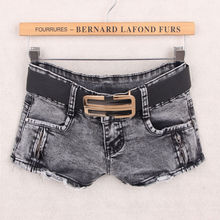 Fashion super shorts female denim shorts 2015 slim jeans boot cut jeans hot trousers cheap clothes china women selling Sexy