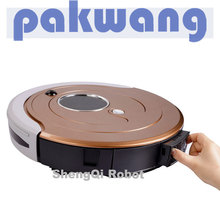 Intelligent robot vacuum cleaner fully-automatic charge household robot  mute rainbow  vacuum cleaner