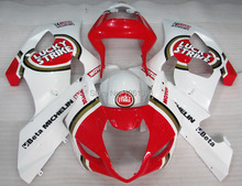 For SUZUKI GSX-R1000 K3 03 04 Red Y4366 GSX R1000 K3 GSXR 1000 2003 2004 GSXR1000 Fairing Kit+7gifts