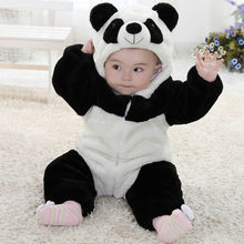 Baby Children Kitty Pyjamas Cartoon Halloween Animal Panda Cosplay Costume boys girls Pajama Kids pajamas winter Sleepwear
