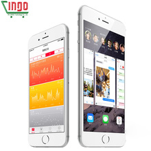 Unlocked Apple iPhone 6 Plus / iPhone 6 RAM 1GB ROM 16/64/128GB IOS Dual Core 8MP/Pixel Used 4G LTE Mobile Phone(China)