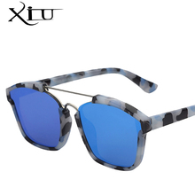 2017 NEW Sunglasses Women D Brands Abstract Designer Sun glasses For Womens Retro Vintage Mirror Eyewear Oculos Feminino(China)