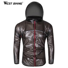 WEST BIKING Waterproof Windbreaker Light Rain mountain bike Raincoat Cycling Bike Bicicletas Raincoat Bicycle Rain Jacket Jersey