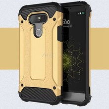 Hybrid Dual Heavy Duty Armor Case Cover for LG G5 H850 VS987 H820 LS992 H830 US992 H860N G5 SE H840 H845 Back Cover Phone Cases(China)