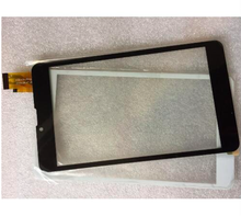 "New touch screen digitizer Touch panel glass sensor replacement For 7"" BQ 7010G Max 3G tablet pc Free Shipping(China)"
