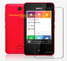 6 x High Quality Clear Glossy Screen Protector Film Guard Cover For Nokia Asha 501 N9 mini