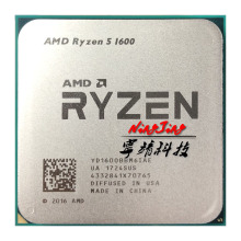 AMD CPU Processor Twelve-Thread R5 AM4 Six-Core 1600-3.2 Yd1600bbm6iae-Socket Ghz 65W