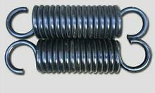 China manufacturer steel tension springs for swing chair,2x14x55mm