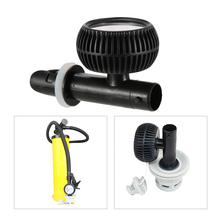 5.08psi Inflatable Boat Kayak Air Pressure Measure Kit with Long Hose Valve Adaptor Connector for SUP Board Canoe Raft Surfing