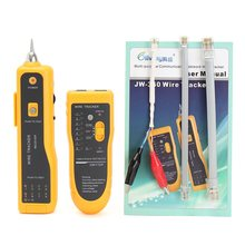 Multi Function Cable Tester Wire Tracker Tracer Network RJ11 RJ45 Test Instrument Lan Tester Detector Line Finder