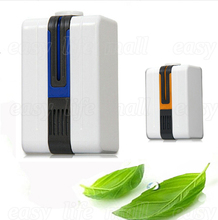 Portable Air Purifier, Negative Air Cleaner Freshener Ion Kill Bacteria Virus Ozonio Ionizer Filter(China)