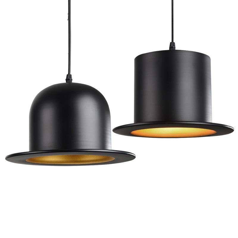 Loft Retro Hanging Lamp Industrial Minimalist Iron Pendant Light Bar Cafe Restaurant Warehouse E27 Lamp Holder Vintage Lights<br>