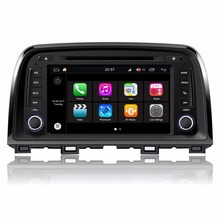 Android 7.1 Car Radio Video Player for Mazda CX-5 DVD GPS(China)