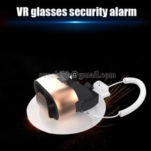 10xVR glasses security display alarm stand watch anti-theft device camera holder for Electronic,Phone,PC,earphone,other exhibit