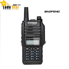 Baofeng BF-A58 A58 5W Dual Band Vhf Uhf Walkie Talkie IP57 Waterproof 128CH Ham Transceiver Two Way Radio Handheld Comunicador