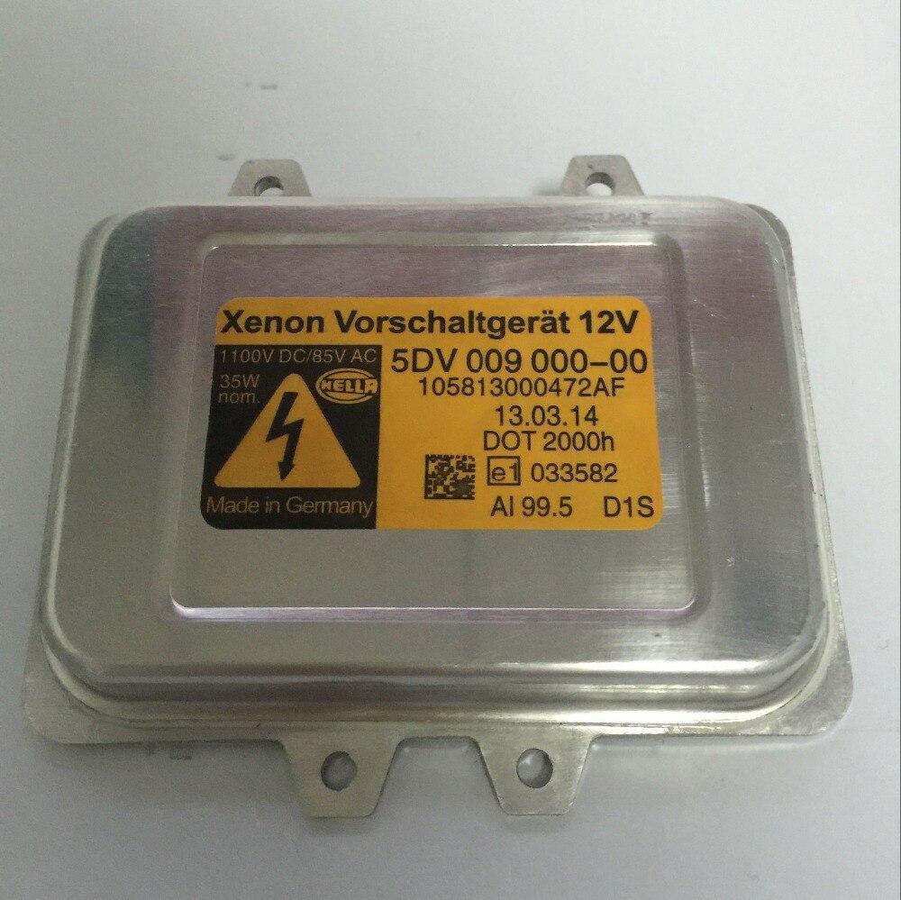 Hella 07 14 oem xenon headlight control unit ecu hid ballast d1s 5dv00900000 china