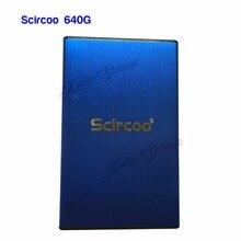 Оригинал Scircoo 640 ГБ Портативный Usb3.0 Жесткий диск Бесплатная Доставка