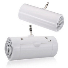 3.5mm Mini Portable Stereo Speaker for iPod iPhone iPad MP3 MP4 Player Smartphone Tablet PC