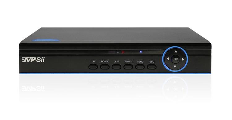 Hisiclion Sensor Bule-Ray Exterior DVRl 8CH and 4CH 1080P,1080N,960P,720P,960H Coaxial 5 in 1 NVR TVI CVI AHD DVR FreeShipping 02