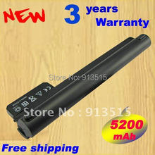High quality new 6cell laptop battery for HP Mini 210 Mini CQ20 582213-121 590543-001 AN03 HSTNN-Q46C black