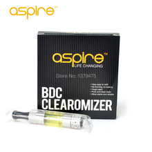 1.5Ml Aspire Maxi BDC Dual Coil Ego Cigarette Electronic Ego Atomizer/Clearomizer Portable Cute Vaporizer As a Gift