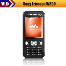 Sony Ericsson W890 W890i cell phone Singapore post Free shipping