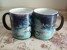 Drop Shipping! Magic Light Magic mug color chaning mugs cup after all this time mugs Tea coffee mug cup for friend gift