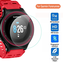 Smart Watch Tempered Glass For Garmin Forerunner 220 225 230 235 620 630 735 XT Ultra Thin Crystal Screen Case Slim Guard Film