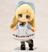Alice in Wonderland Alice Nendoroid Action Figure 1/10 scale painted figure Real Clothes Ver. Alice Doll PVC figure Toy Anime