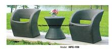 Comfortable S Rattan 2 Chairs Table Set Rattan Outdoor Bar Chair Table Classic Rattan Garden Set Leisure Wicker Furniture Set