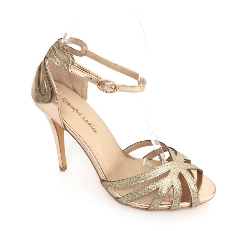 Large Size Womens Shoes Size 12 Women Bridal Wedding Shoes Sandals