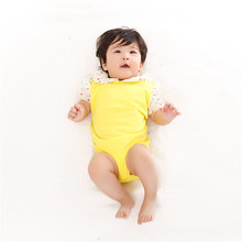 Tribros Summer Baby Chiffon Breathable Jumpsuits Boy Girl Clothes Infantil Romper Newborn Coveralls Next Bebes Dresses Rompers