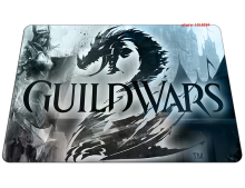 guild wars 2 mouse pad guardian gaming mousepad desk gamer mouse mat pad game computer padmouse keyboard large play mats