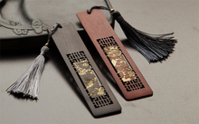 TOP quality marcador rosewood chinese bookmark,bookmarks vintage design flower-shadow set segnalibro book markers