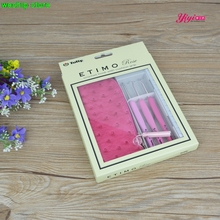 SET OF Japan Hiroshima TULIP pink crochet hooks 4/0 5/0 6/0  1 order=1 set
