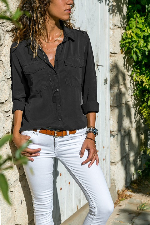 office blouse women plus size 5XL long sleeve blusas mujer de moda 2018 tallas grandes spring autumn shirt top women blouse11