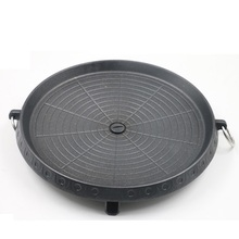 BBQ grill built-in oven windproof stove field BBQ indoor grill Home Barbacue Kitchen Tool(China)