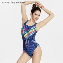 Recommend Push Up One Piece Swimsuit Bodysuits Slim Swim Maillot Quick Dry Padding Swimwear Bathing Suit Female Women Bathers