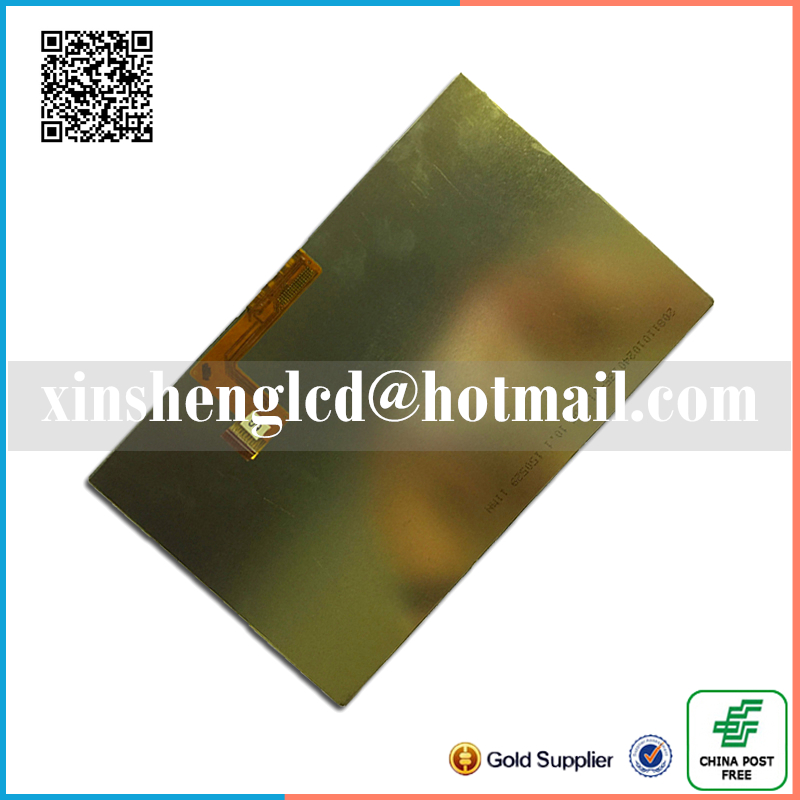 New LCD Display Matrix For 10.1 Irbis TX58 TX59 3G Tablet inner LCD Screen Panel Lens Glass Module replacement Free Shipping<br>