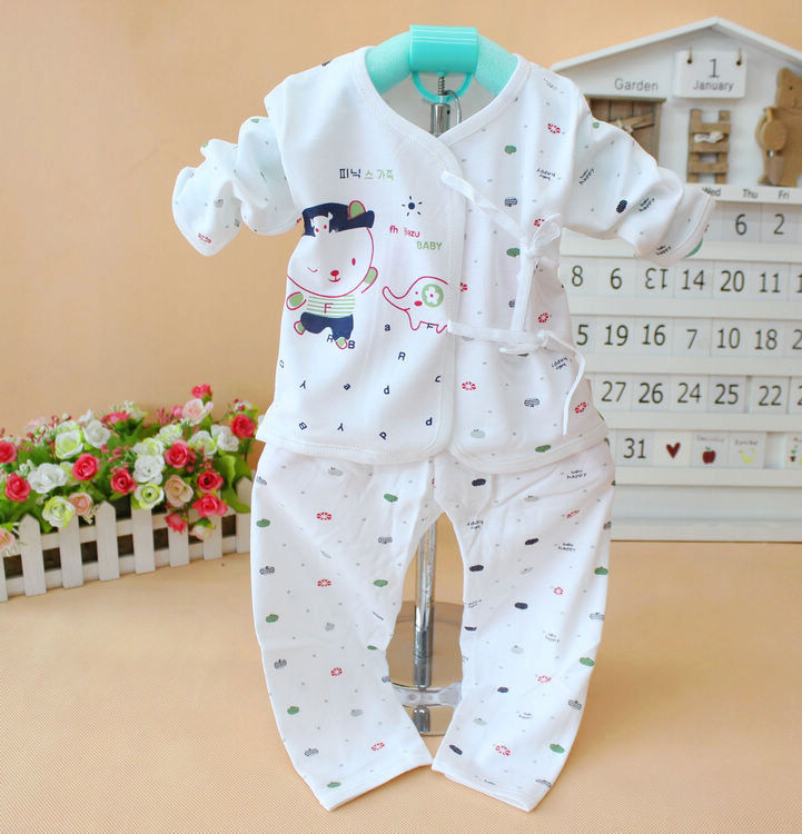 Newborn Underwear Set Baby Boy Clothes 0 3 Months Undershirts In Diaper Covers From Mother Kids