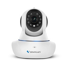 VSTARCAM C25 HD 720P IP Camera Wireless Wifi Network Camera Rotate P2P Real View Security Surveillance Support 128G SD Card
