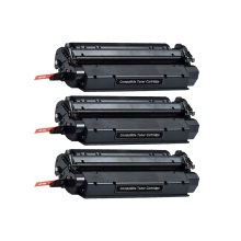 Compatible for C7115A(3-Pack)Black Toner Cartridge for HP LaserJet 1000/1005/1200/1200N/1200SE/1220/1220SE/ 3300MFP/3320n MFP