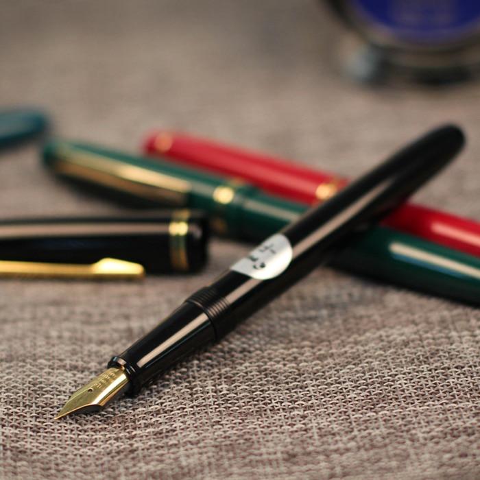 Japan Fountain Pen Standard Gift PILOT New 78G+ Students Calligraphy Pen Pen Tupper Writing Office Supplies Pilot Gift Pen<br>