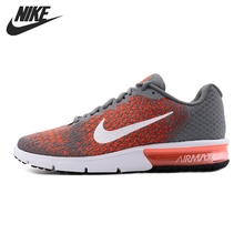 Original New Arrival 2017 NIKE AIR MAX SEQUENT 2 Men's Running Shoes Sneakers