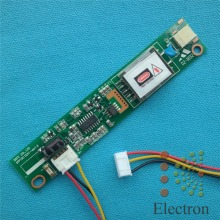 Universal 1 Lamp Backlight Laptop LCD CCFL Inverter Board 120*22mm For 8-23.6 inch Screen input 12V(China)
