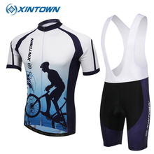 Cycling Clothing Winter Hot Sale Polyester Quick Dry Cycling Ropa Hombre Rock Racing Jersey Road Bicycle Bike Clothing Skinsuit(China)