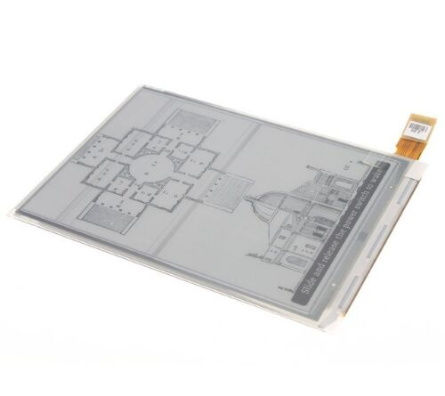 Without touch original PVI 6 inch ED060SCE ED060SCE(LF)T1 E-ink display for NOOK2 SONY PRS-T2 SONY PRS-T1 free shipping<br>