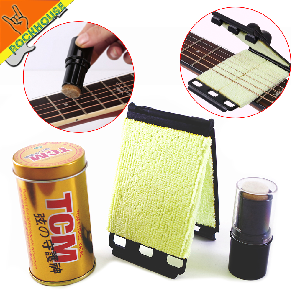 Package sales Strings oil String conditioner Guitar Neck Lubricant Guitar Care clean the Finger Board Fret Board and antirust