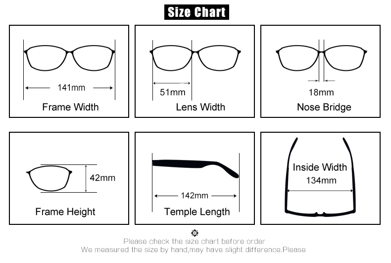 Ralferty 5 In 1 Ultra-Light TR90 Magnetic Polarized Clip On Sunglasses Men Women Square Sunglases Night Vision Glasses A8804 3