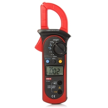 UNI-T UT202 LCD Digital Clamp Multimeter Auto Range Handhold Test Device(China)